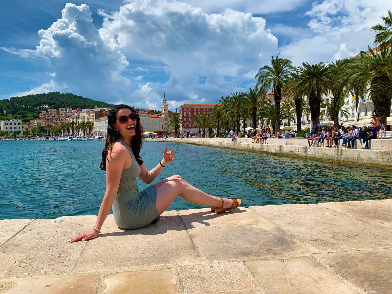 Another Girl Named Ashley - Split, Croatia - Header